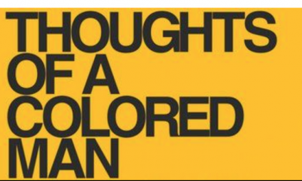 THOUGHTS OF A COLORED MAN Confirmed for Broadway Run