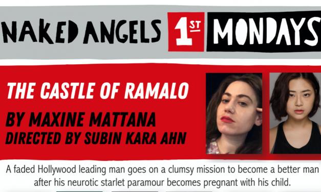 Naked Angels 1st Mondays Returns