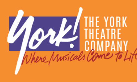 "York Theatre Company – Jim Morgan says ""Flood Us With Hope"""