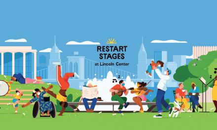 Restart Stages at Lincoln Center