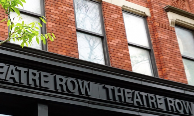 Theatre Row Updates