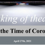 "Carol Tambor ""Speaking of Theater In The Time of Corona"""