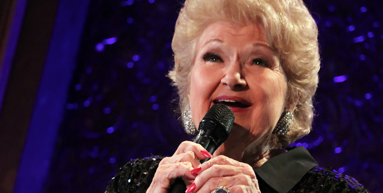 Celebrate this Mother's Day with Marilyn Maye at 54 BELOW