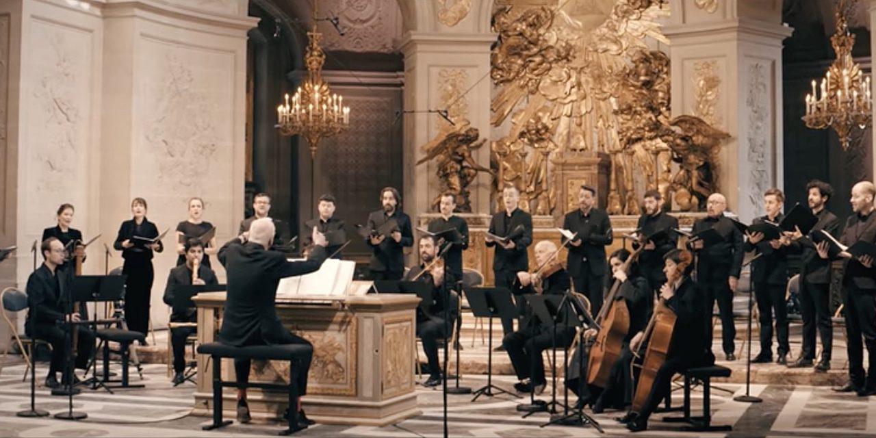 Les Arts Florissants Perform Charpentier's Grand Motets at Versailles
