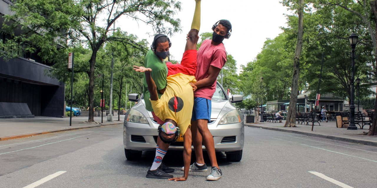 I COULDN'T TELL YOU WHY – Live Outdoor Theatre through May 30